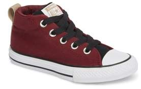 Converse Chuck Taylor(R) All Star(R) Street Mid Top Sneaker