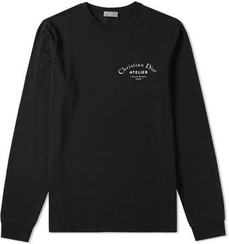 Christian Dior Long Sleeve Atelier Tee