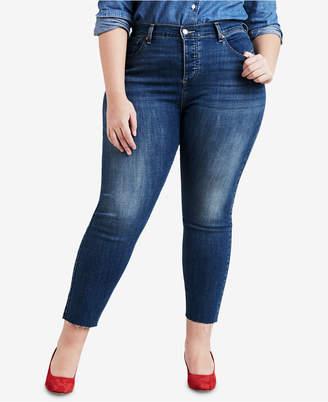 Levi's Plus Size Wedgie Jeans