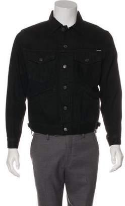 Tom Ford Trucker Denim Jacket