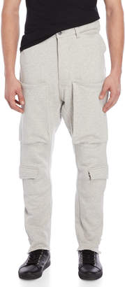 Hudson Quint Slim Straight Cargo Pants