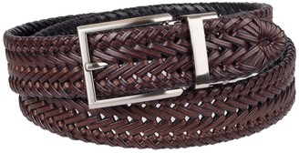 Chaps Men's Reversible Braided Belt