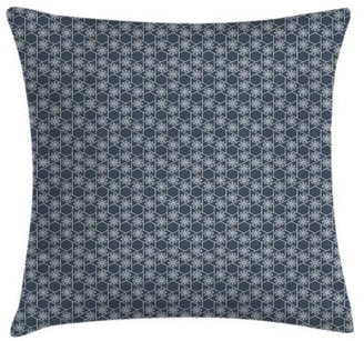 East Urban Home Japanese Tile Cushion Pillow Cover East Urban Home