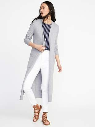 Old Navy Super Long Open-Front Sweater for Women