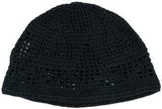 Saint Laurent knitted beanie hat