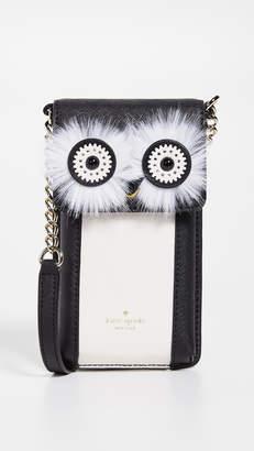 Kate Spade Penguin Phone Crossbody Bag