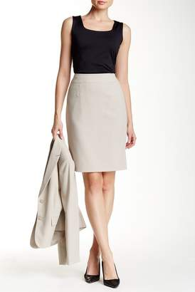 Modern American Designer Suit Skirt $79 thestylecure.com