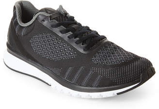 Reebok Black Print Smooth ULTK Sneakers