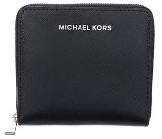 MICHAEL Michael Kors Jet Set Travel Wallet w/ Tags