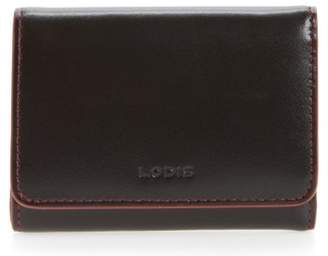 LODIS Los Angeles Mallory RFID Leather Wallet