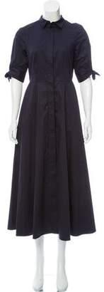 LK Bennett Short Sleeve Maxi Dress w/ Tags