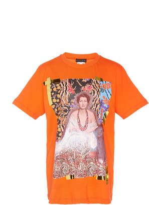 Etro Classica Jersey Cotton T-Shirt