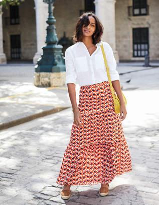 Boden Thea Maxi Skirt