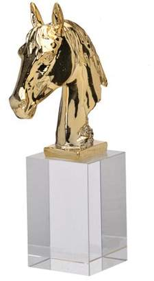 A&B Home Horse Decor On Stand