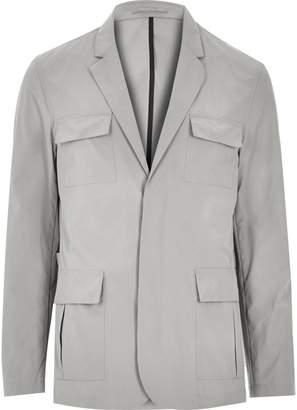River Island Mens Grey blazer jacket