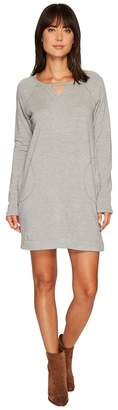 Bobeau B Collection by Orson Sweatshirt Dress Women's Dress