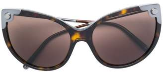Dolce & Gabbana Eyewear tortoiseshell cat-eye sunglasses