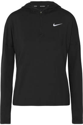 Nike Element Dri-fit Stretch Hooded Top