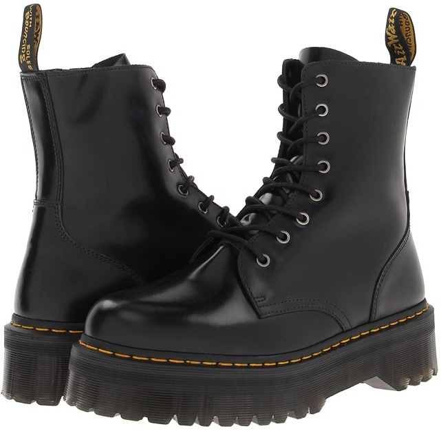 Dr. Martens Jadon 8-Eye Boot Lace-up Boots