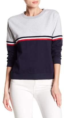 Cotton Emporium Stripe Pullover