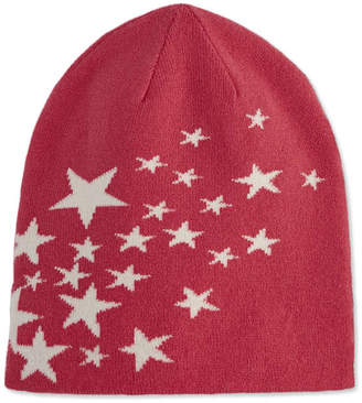 Joe Fresh Toddler Girls Star Print Reversible Beanie