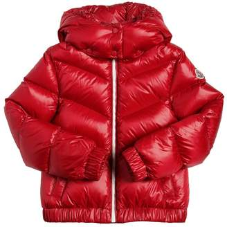 Moncler Adelie Nylon Down Jacket
