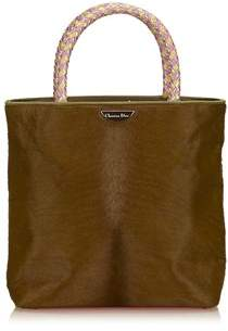 Dior Pre-owned: Pony Hair Handbag.