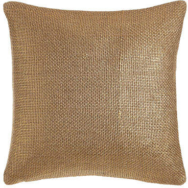 Gold Glaze Pillow, 18
