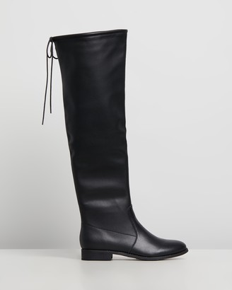Atmos & Here Karli Leather Boots
