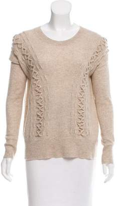 White + Warren Cashmere Long Sleeve Sweater w/ Tags