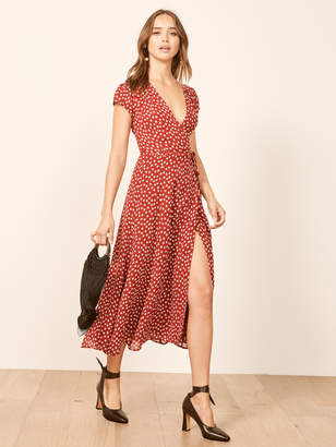 Reformation Petites Carina Dress