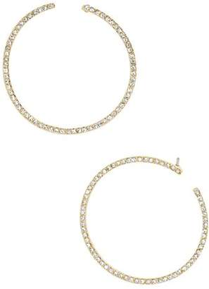 BaubleBar Olivia Hoop Earrings