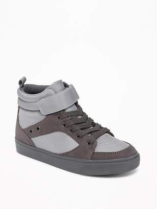 Old Navy Color-Block High-Tops for Boys