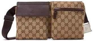 Banana Republic LUXE FINDS | Gucci Gg Canvas Belt Bag