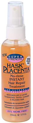 Hask Super Strength Placenta No-Rinse Instant Hair Repair Treatment