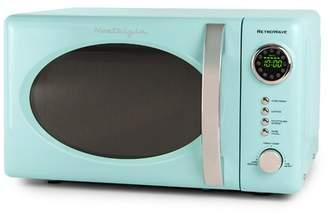 "Nostalgia Electrics Retro Series 14"" 0.7 cu. ft. Countertop Microwave"