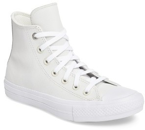 Women's Converse Chuck Taylor All Star Ii Two Tone High Top Sneaker $99.95 thestylecure.com