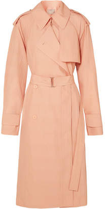 Jason Wu Taffeta Trench Coat - Baby pink
