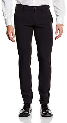 Benetton Men's Smart Slim Fit Suit Trousers,(Manufacturer Size:52)