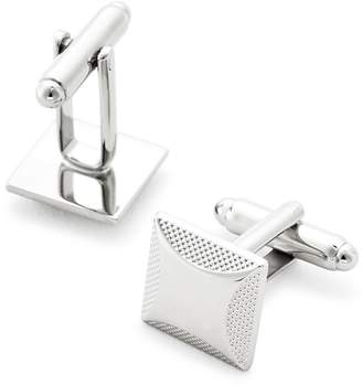 Bloomingdale's The Men's Store at Brushed Edge Square Cufflinks - 100% Exclusive