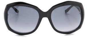 Saint Laurent Oversized Rounded Square Sunglasses