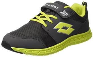 Lotto Unisex Babies' Spacerun Ii Jr Sl Running Shoes Multicolour Size: 6