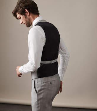 Reiss Tudor W Tailored Waistcoat