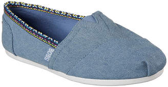 Skechers BOBS FROM  Bobs Womens Pow Wow Slip-On Shoe Closed Toe