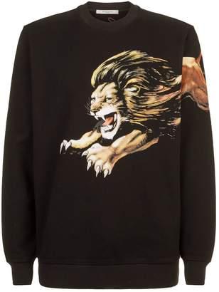 Givenchy Leo Sweater