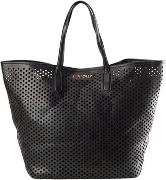 Seafolly Double Dot Tote 8152253 $82 thestylecure.com