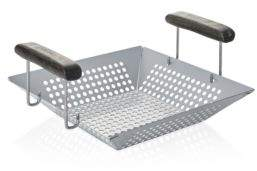 Ash Schmidt Brothers BBQ Square Grill Basket