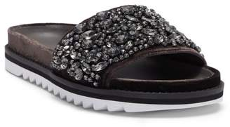 Joie Jacory Crystal Embellished Slide Sandal