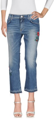 DEPARTMENT 5 Denim pants - Item 42646055SX