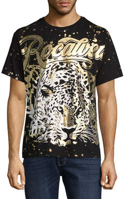 Rocawear 10 MEN 10 Men Short Sleeve Crew Neck T-Shirt